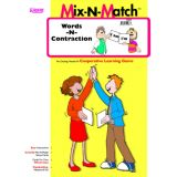 Mix-N-Match - Words-N-Contractions