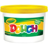 Crayola Dough 3lb tub Yellow