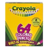 Crayola® Colored Pencils 64 Colors