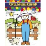 Do-A-Dot® Farm Animals Reproducible Creative Art & Activity Books.