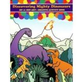 Do-A-Dot® Creative Art & Activity Books Dinosaurs