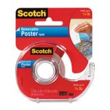 3M Scotch Removable Poster Tape - White - MMM109