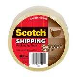 Scotch Clear Packaging Tape 2 X 54 yards 3M Scotch Heavy-duty Packaging Tape Heavy-duty packaging tape is ideal for box sealing, splicing and other demanding packaging applications. Strong adhesive and tape backing are designed to keep box seams closed d