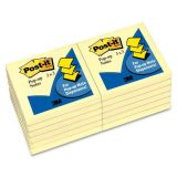 Post-its Notes Original Pop-up Notes 100 Sheets/Pad 3x3 Yellow