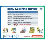Early Learning Bundle (Ages 3+)