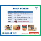 Math Bundle (Ages 3+)