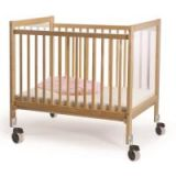 Infant ClearView Evacuation Crib