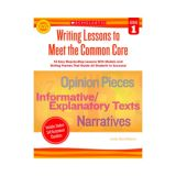 Writing Lessons to Meet the Common Core - Grade 6