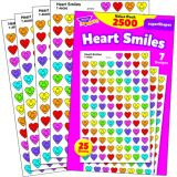 Heart Smiles superShapes Stickers Value Pack