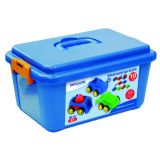 School Set Minimobil  4 1/4 - 10  units / Container