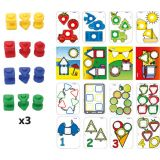 School Activity - Nuts & Bolts - school Set
