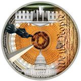 Round Table Puzzle - USA Capital