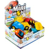 Minimobil Display (4 1/4 / 14 pieces) JOBS Collection