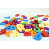 Magnetic Lower Case Letters (66 pieces)
