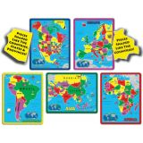 The Continent Puzzle Combo Pack