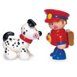 Tolo First Friends Postman and Puppy