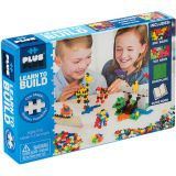 Plus-Plus Basic Learn To Build 400 pc Set