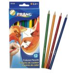 Prang® Coloured Pencils, 12 Colours