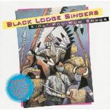 Kids' Pow-Wow Songs cd Black Lodge Singers