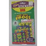 Frogs Frogs Frogs Sticker pkg