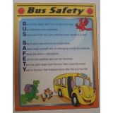 Bus Safety Chart