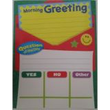 Morning Greeting Chart