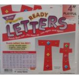Combo Pack Jazzy Gems 4 Playful Letters