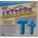 Blue Gems 4 Ready Letter