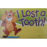 Lost Tooth Award