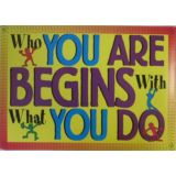 Who You Are …Poster