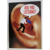 Are You Listening …Poster