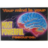 Your Mind Is Your Most…Poster