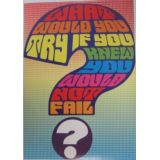 What Would You Try …Poster