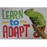 Learn  to Adapt Poster