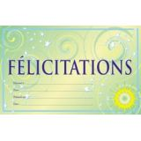 FELICITATIONS AWARD