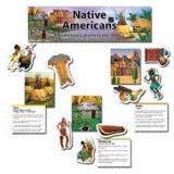 Native American Bulletin Board Set