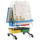 Royal® Reading/Writing Center with Premium Tub Pack Upgrade