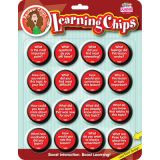 Learning Chips, Lesson Review Chips