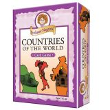 Professor Noggin's Card Game, Countries of the World