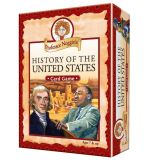 Professor Noggin's Card Game, History of the US