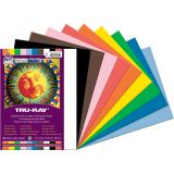 Tru-Ray® Fade-Resistant Construction Paper, 9 x 12, Assorted Colors