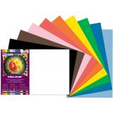 Tru-Ray® Fade-Resistant Construction Paper, 12 x 18, Assorted Colors