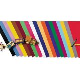 Pacon® Railroad Board Assortment, 10 each of 10 colors