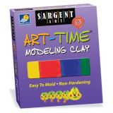 Sargent Art® Modeling Clay, Assorted