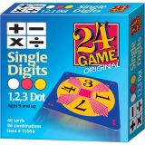 24® Game Card Decks, Single Digits, 48 Cards