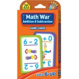 Math War, Addition & Subtraction