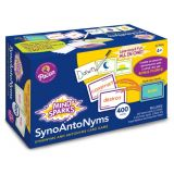 Mind Sparks® SynoAntoNyms Word Game
