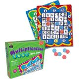 Multiplication 4-In-A-Row