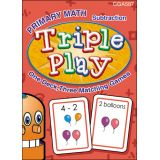 Triple Play - Primary Math -  Subtraction