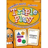 Triple Play - Primary Math - Math Vocabulary